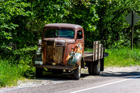 1941 Ford COE 7up Truck-13