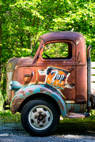 1941 Ford COE 7up Truck-2