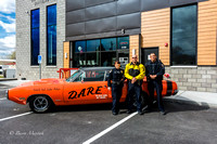 South Salt Lake PD & Their D.A.R.E. Car-1