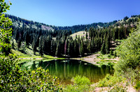 Shadow Lake Hike 2013-12