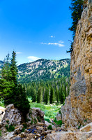 Albion Basin Hike-August 2011-1-2