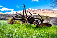 Horse Drawn Plow-3