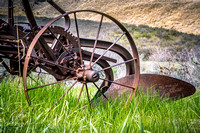 Horse Drawn Plow-2